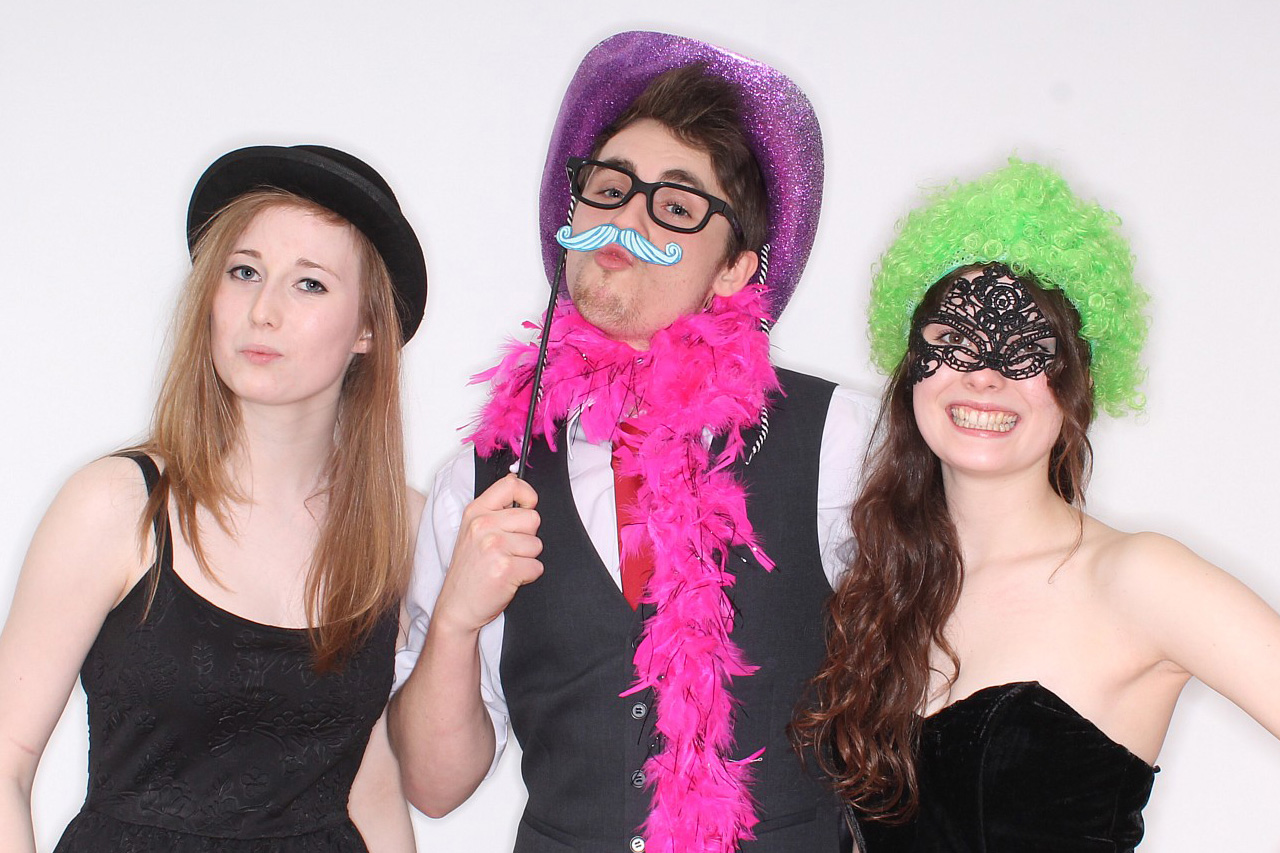 The Big Simile Photo Booth Company
