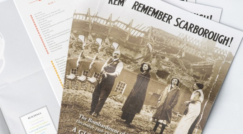 Remember Scarborough Bombardment Brochure December 2014