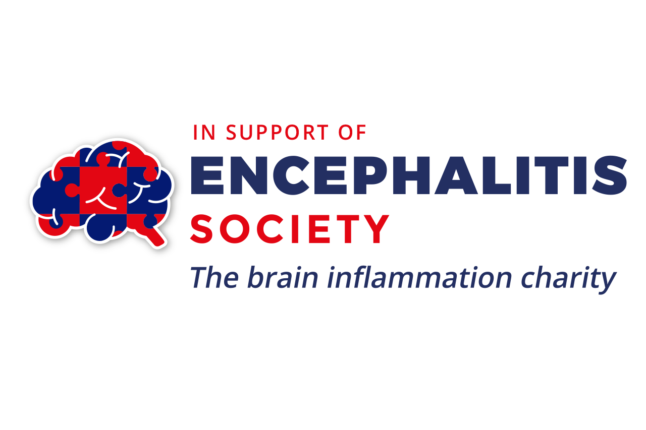The Encephalitis Society new brand identity - In support of