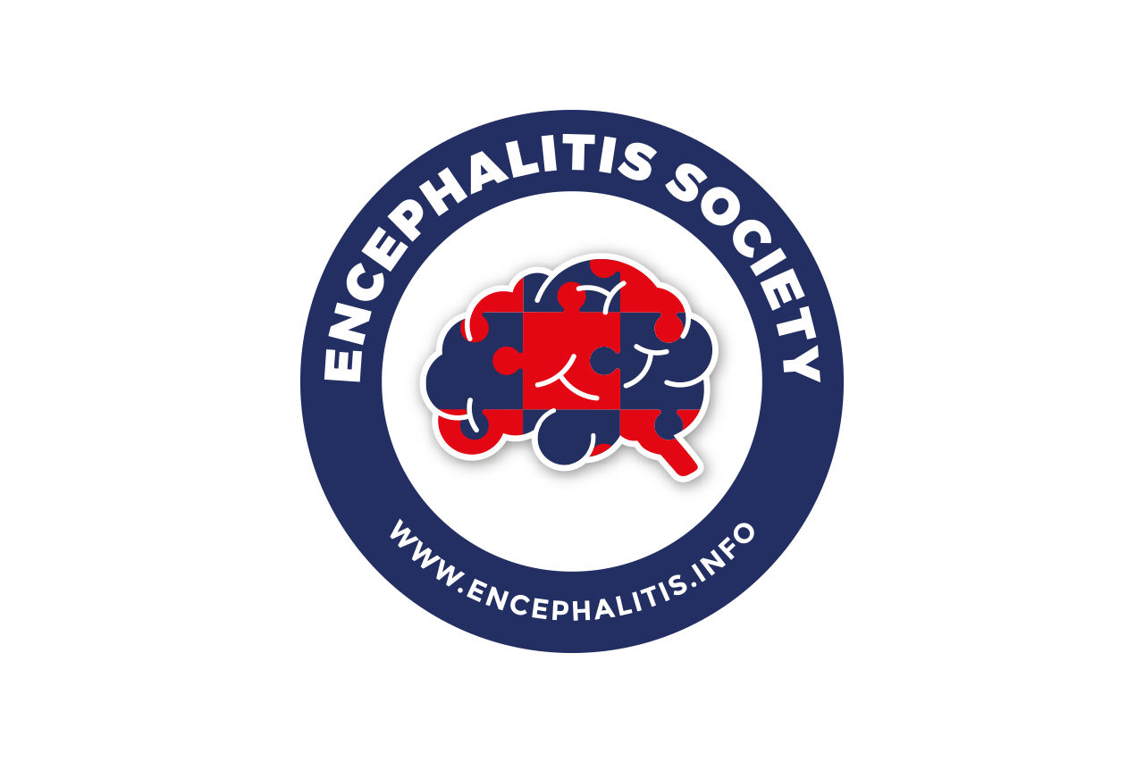 The Encephalitis Society - logo design for social media