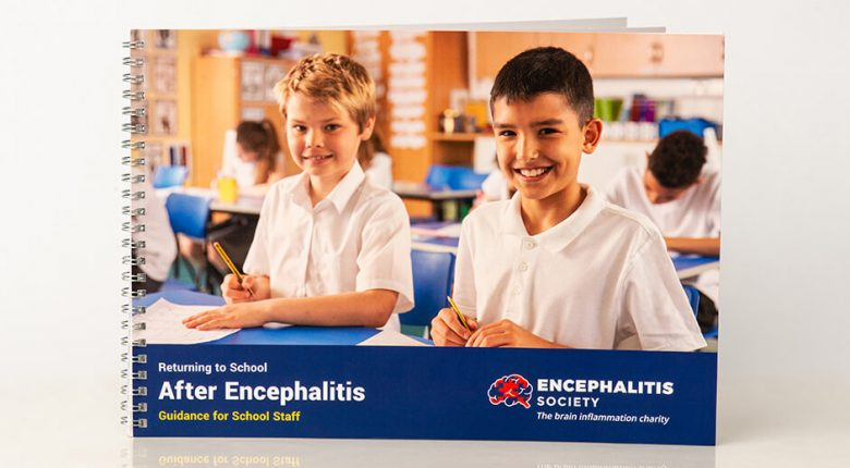 Highly recommended brochure design for Encephalitis Society